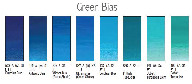 green bias new