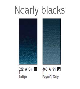 nearly blacks
